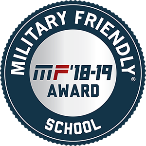 Military Friendly School Designation 1819