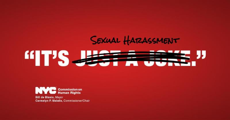 Stop Sexual Harrassment