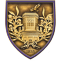 Elmira College shield