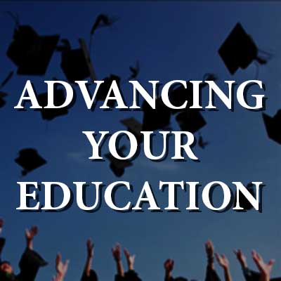 Advancing Your Education