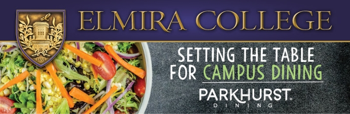 Elmira College and Parkhurst Dining